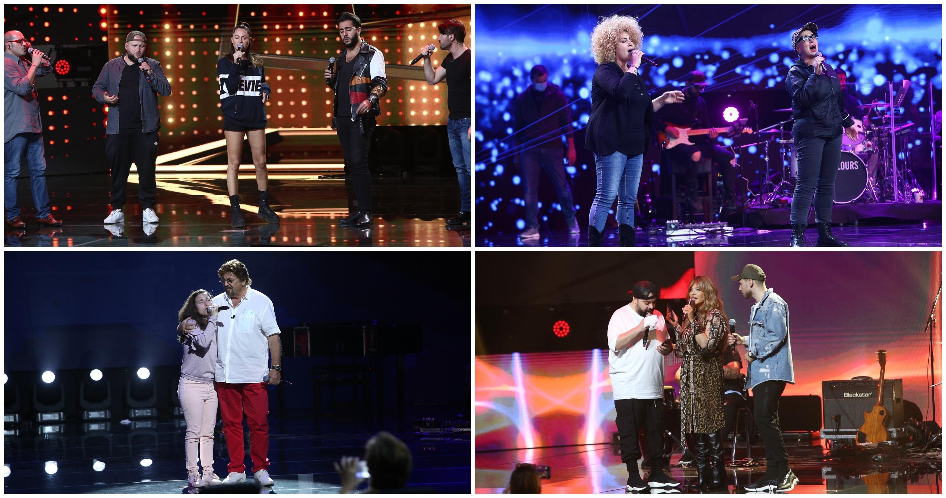 Concurenții X Factor, repetiții alături de invitații speciali din marea finalăde vineri, de la 20.00, la Antena 1