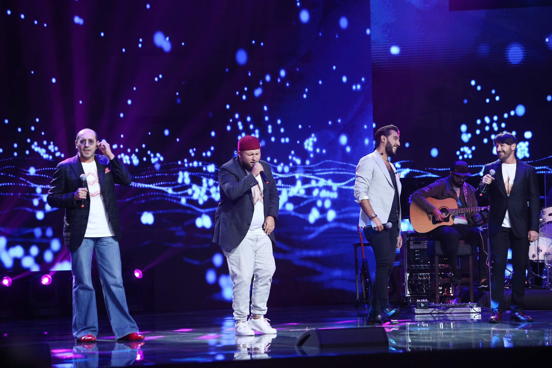 """Finaliști X Factor 2020. Super 4, italienii care au """"dinamitat"""" scena cu prestațiile lor. Vezi momentele care i-au adus în Finală"""
