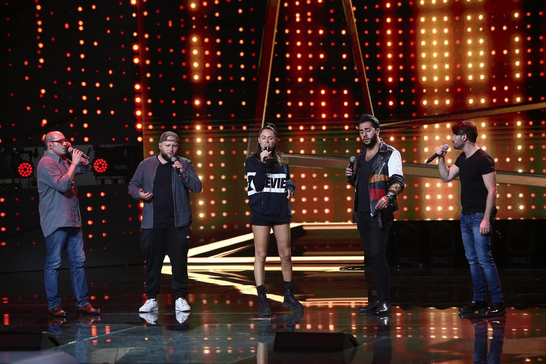 Ultimele repetiții alături de invitații speciali înainte de marea finală X Factor de vineri, de la 20.00, la Antena 1