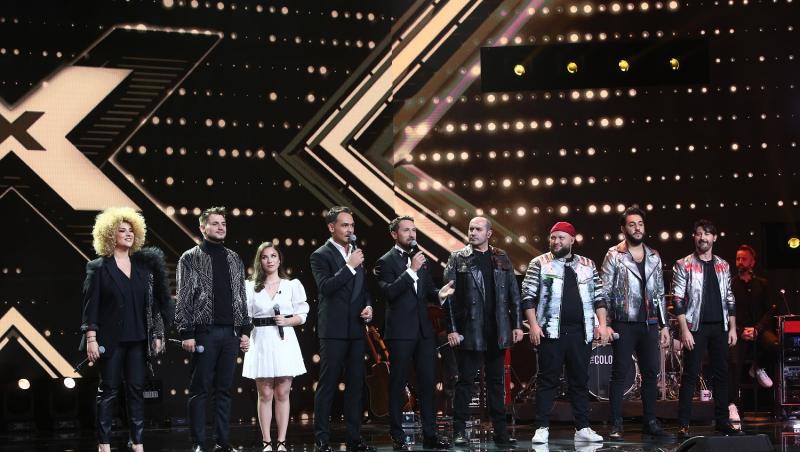 Marea finală X Factor are loc vineri, 18 decembrie 2020, de la 20.00, la Antena 1