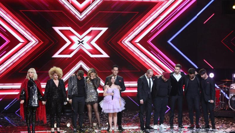 Sezonul 9 X Factor s-a încheiat. Cine a câștigat sezonul competiția
