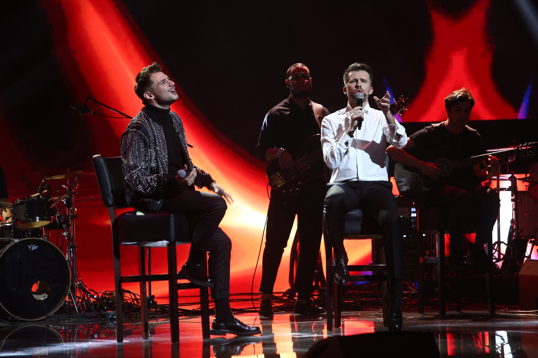 Finala X Factor 2020. Adrian Petrache, moment senzațional alături de Florin Ristei. Loredana a izbucnit în lacrimi