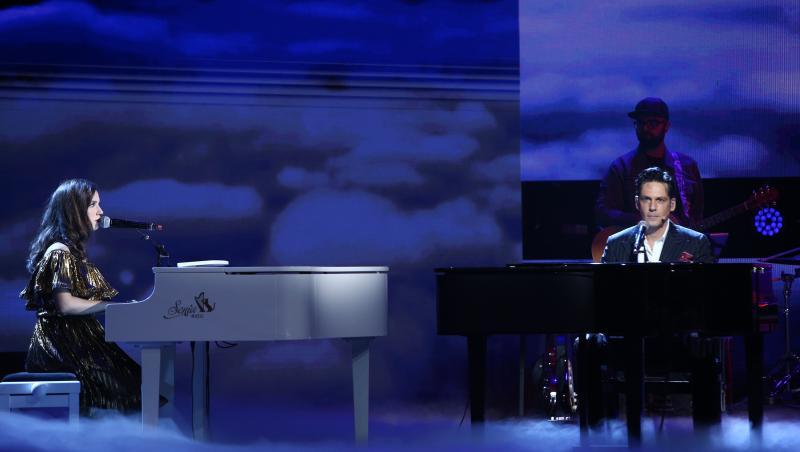 Andrada Precup și Ștefan Bănică, duet de excepție în FInala X Factor 2020