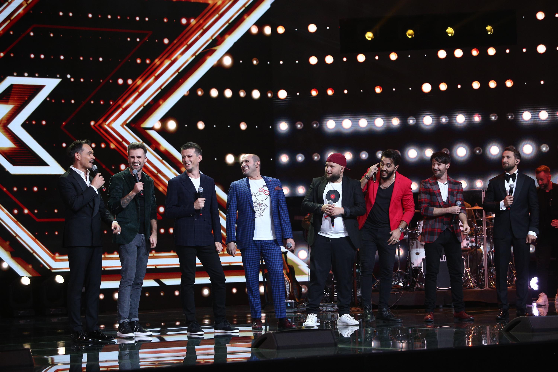 """Finala X Factor 2020. Super 4 și frații Ristei, demonstrație de voce și energie:  """"Florin era în transă"""""""