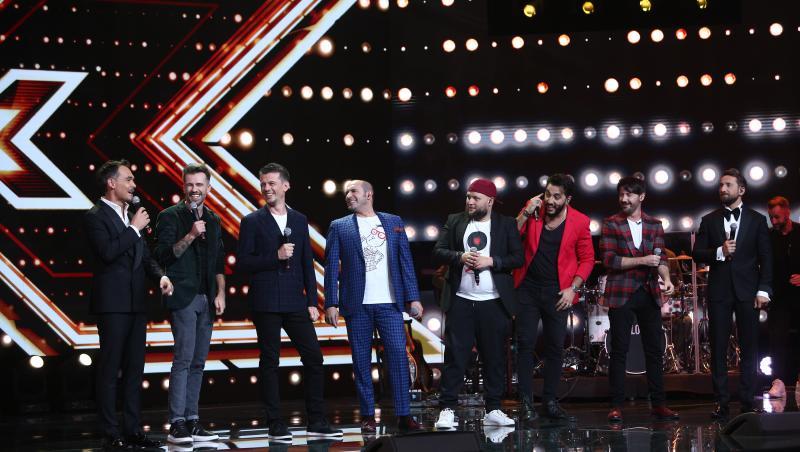 Super 4 și frații Ristei, moment de excepție în FInala X Factor 2020