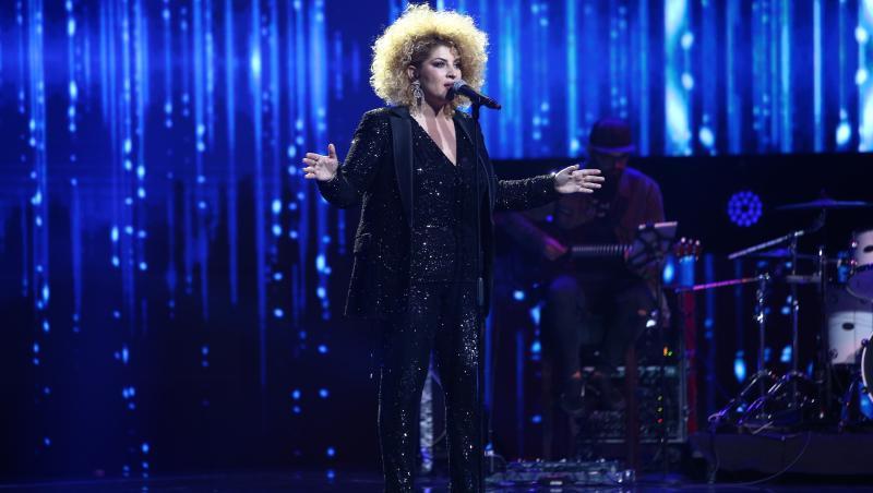 Sonia Mosca, interpretare senzațională în FInala X Factor 2020