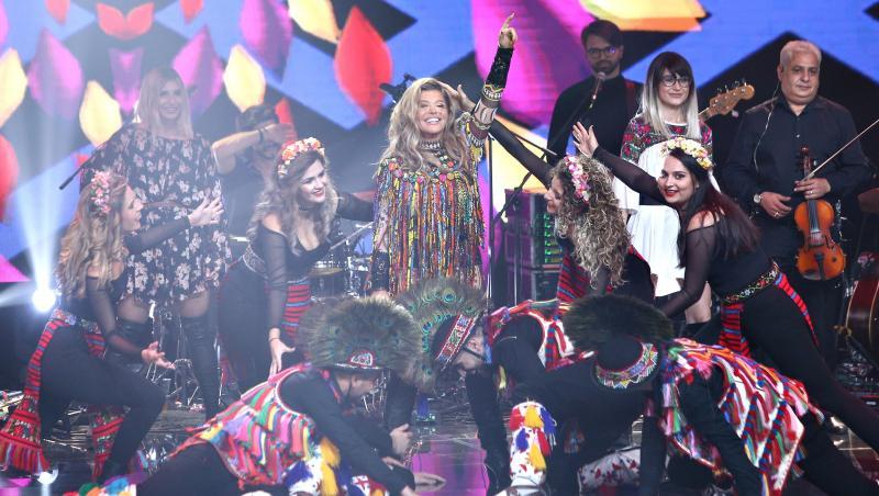 Loredana Groza a impresionat în marea finală X Factor 2020 cu un spectacol în avanpremieră