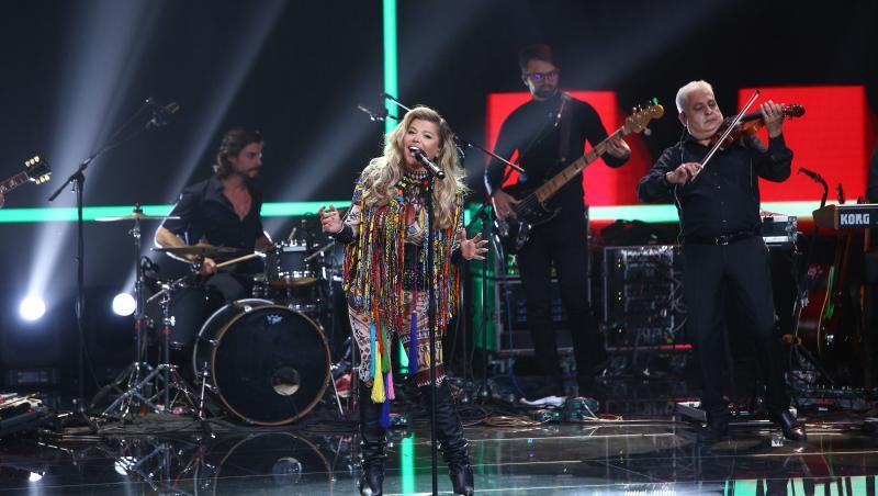 Loredana a avut un show senzațional în marea finală X Factor 2020