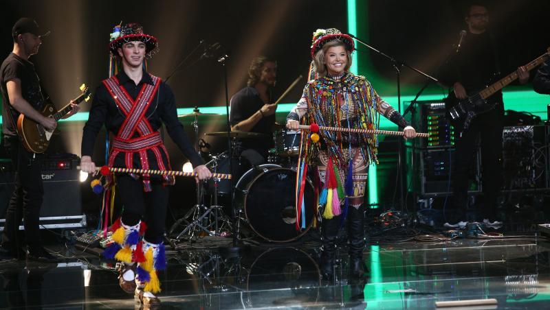 """Loredana a captivat publicul cu avanpremiera concertului ei """"Agurida 2020"""", din finala X Factor 2020"""