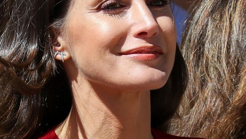 Regina Letizia  a Spaniei