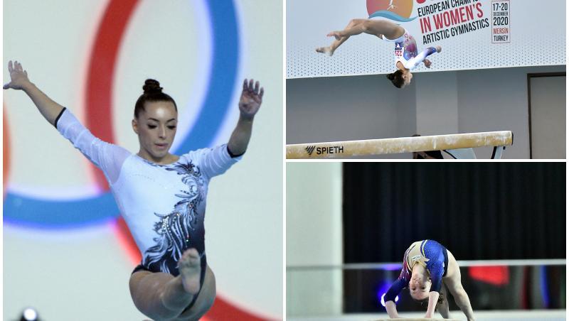 Colaj cu Larisa Iordache, Andreeas Preda și Ana Bărbosu