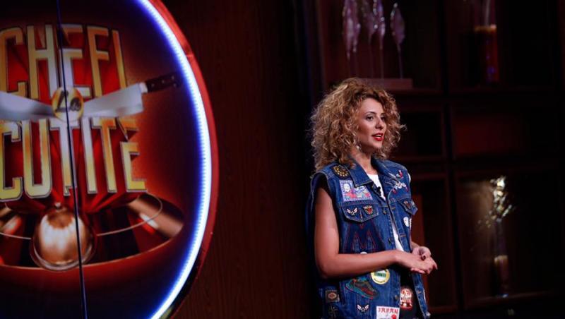 Creața a participat în sezonul 6 la Chefi la cuțite