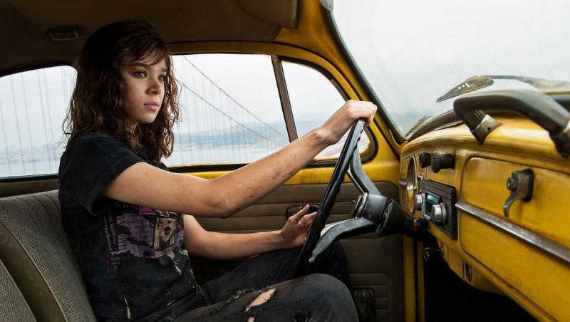 Cum arăta Hailee Steinfeld, actrița din Bumblebee, înainte să se lanseze.