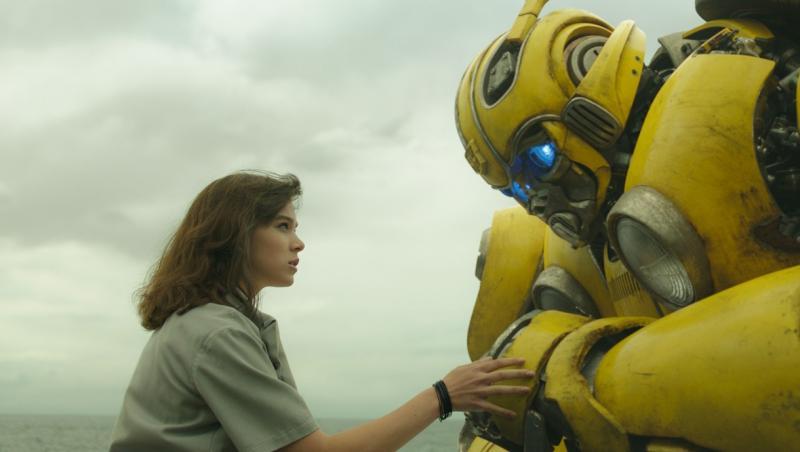 Cum arăta Hailee Steinfeld, actrița din Bumblebee, înainte să se lanseze