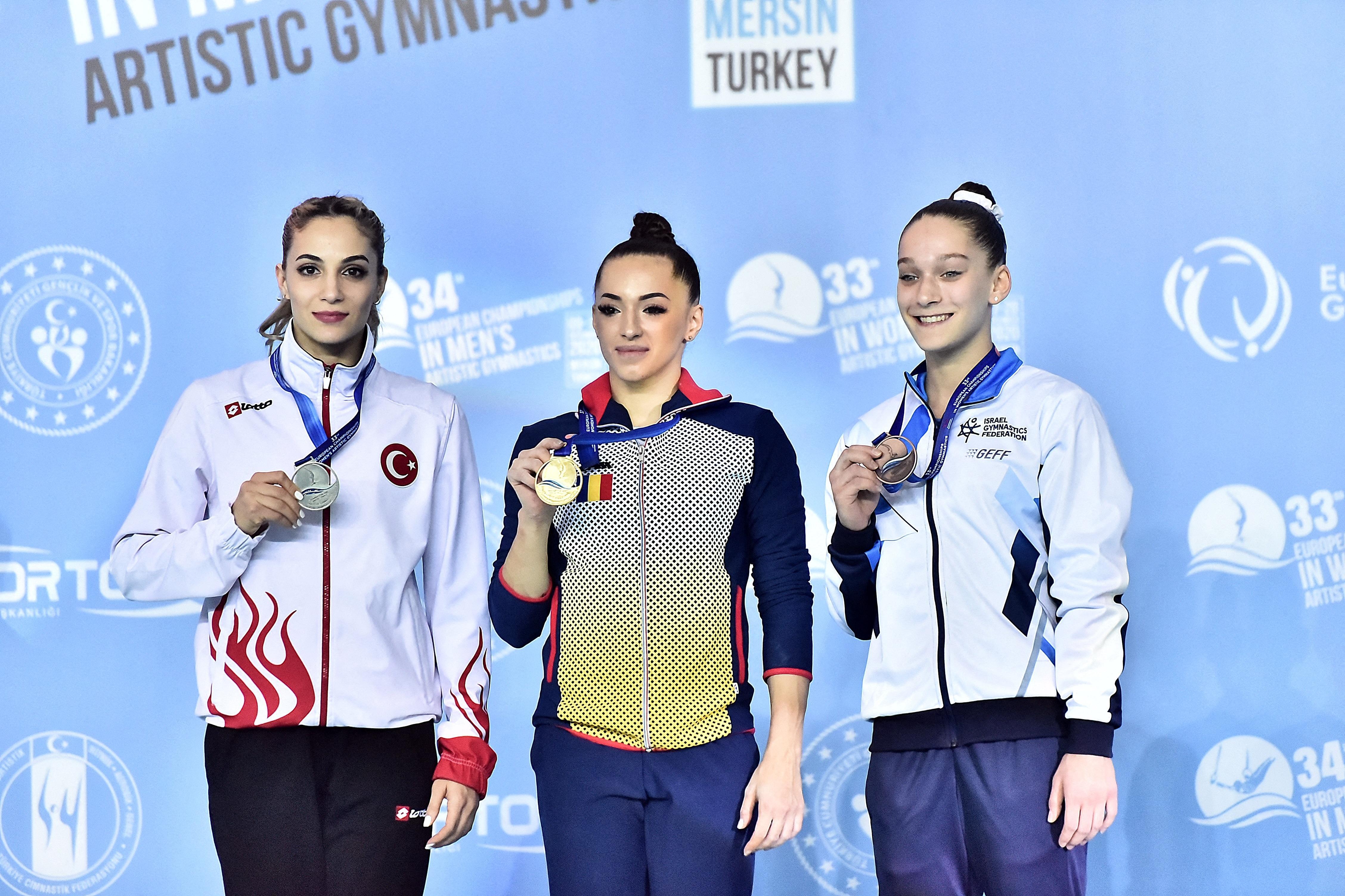 Larisa Iordache a scris istorie în Turcia