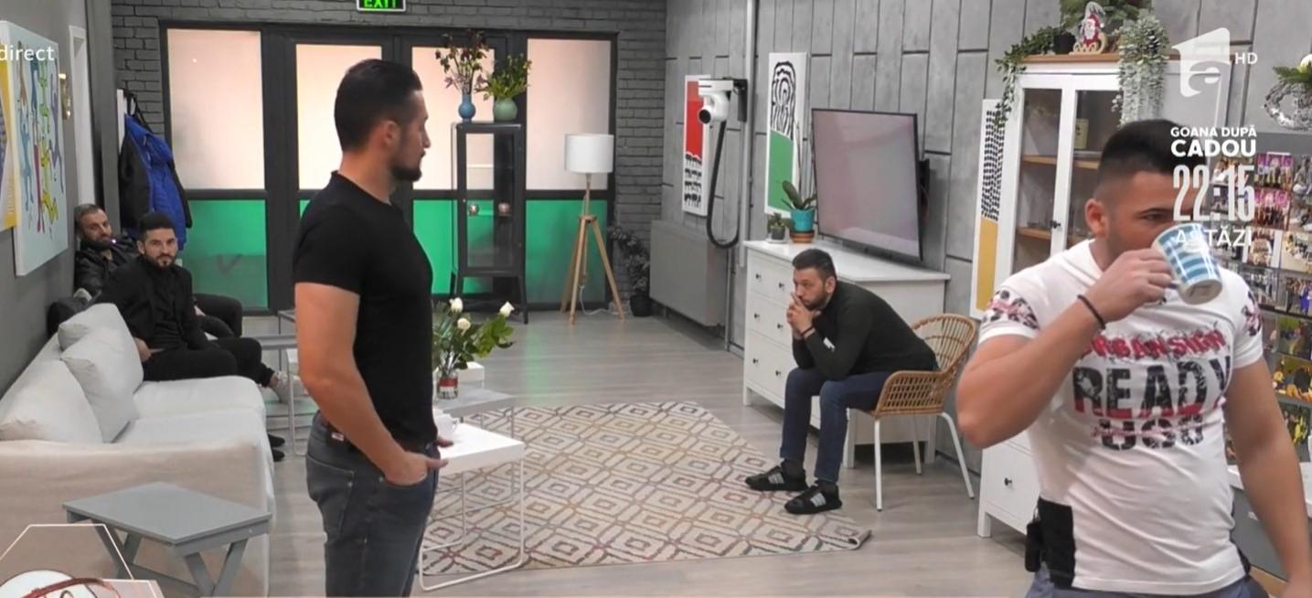 Discuția dintre Ștefan și Alexandru nu s-a terminat în gala de sâmbătă
