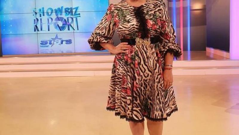 Oana Roman, la Antena Stars