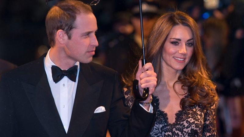 Prințul William și Kate Middleton, acuzați că au încalcat regulile de izolare