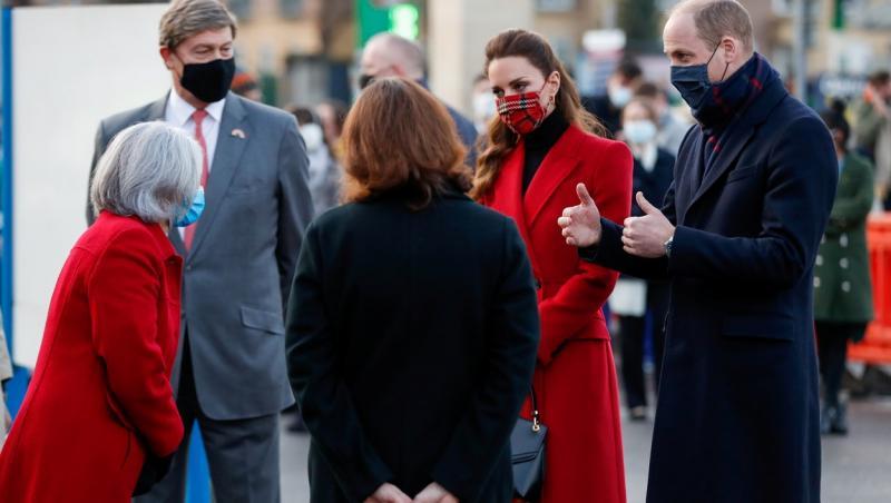 Prințul William și Kate Middleton, acuzați că au încălcat regulile de izolare
