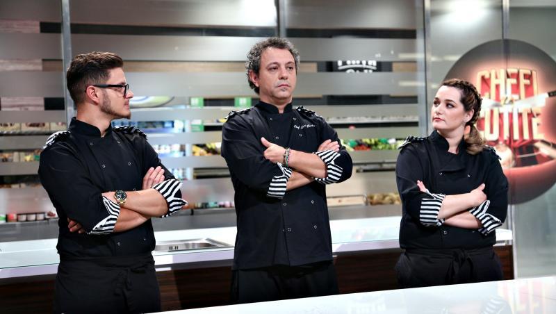 Sorin Bontea a avut 2 finaliști în sezonul 8 Chefi la cuțite