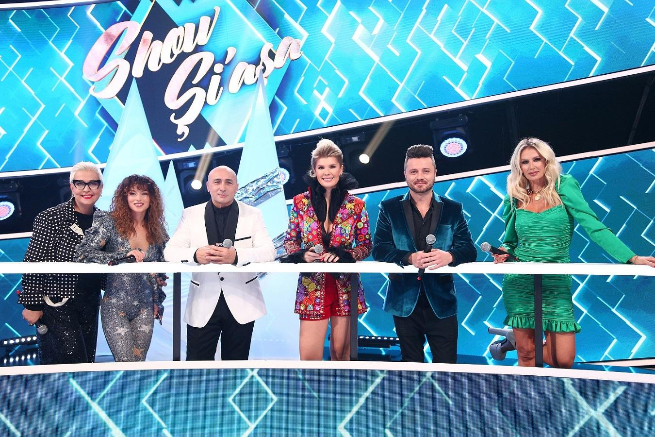 """În noaptea de Revelion, de la ora 20:00, la Antena 1, Mirela Vaida, Liviu Vârciu și Andrei Ștefănescu prezintă """"Show și-așa"""""""