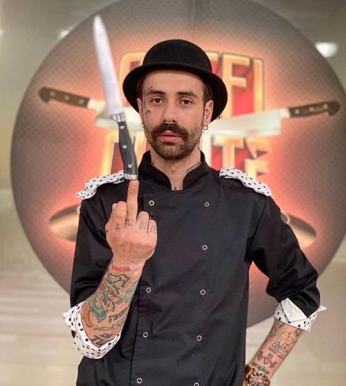 """Kani (Andrei Hîncu) de la """"Chefi la cuțite"""" sezonul 8 a lansat o super piesă"""