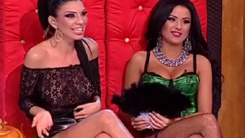 Andreea Tonciu a fost asistentă TV la emisiunea un Show Păcătos de la Antena 1