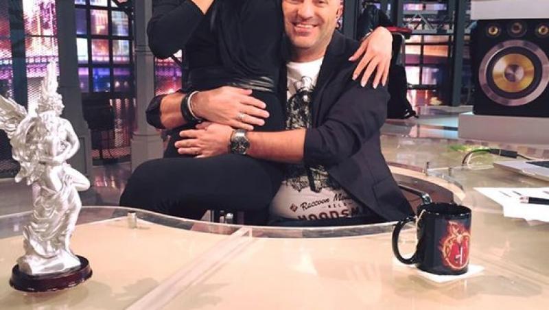 Andreea Tonciu a fost asistenta lui Dan Capatos la Antena 1