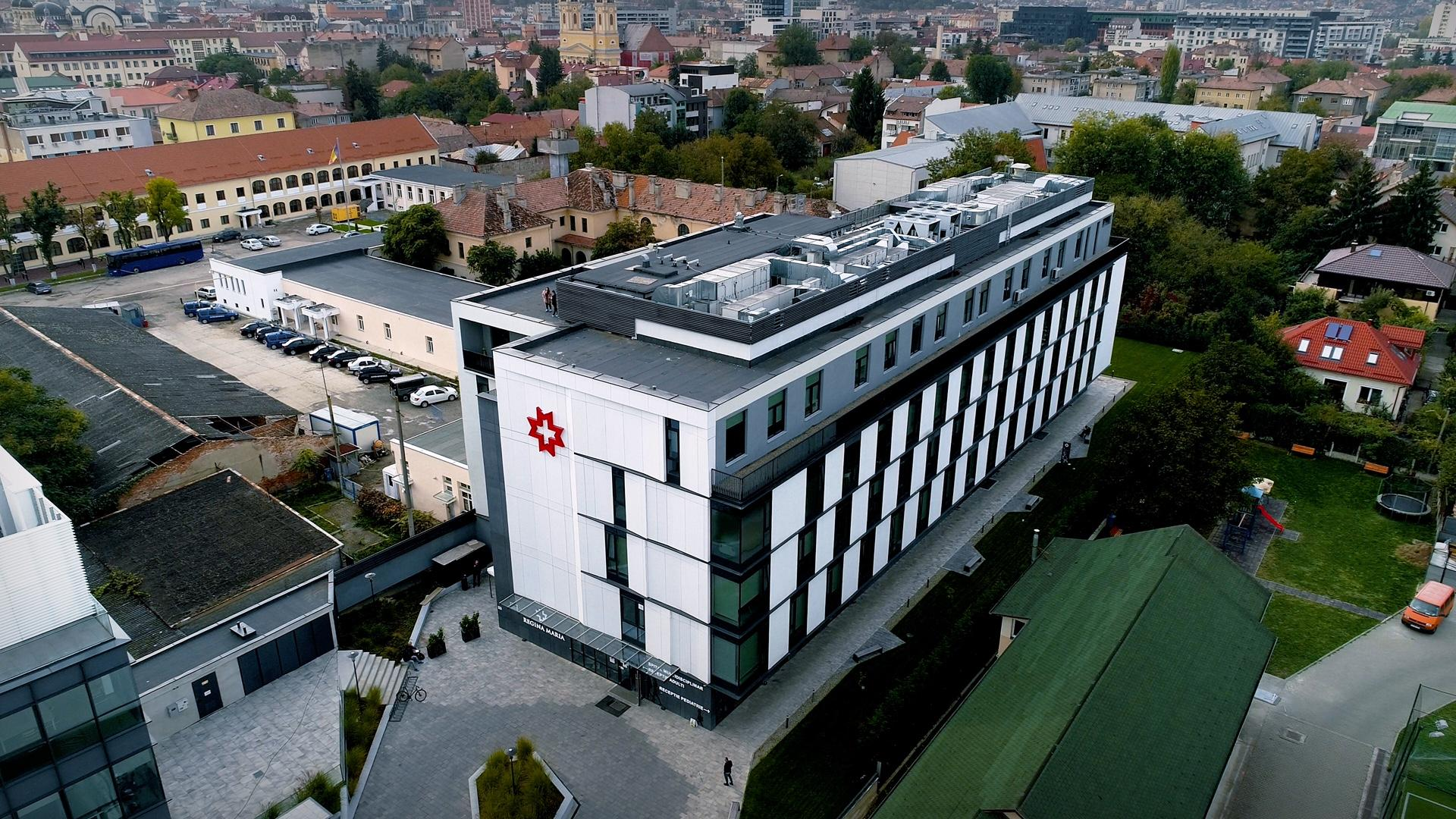 (P) REGINA MARIA inaugurează la Cluj primul Centru de Fertilitate și Fertilizare in vitro  din Rețea