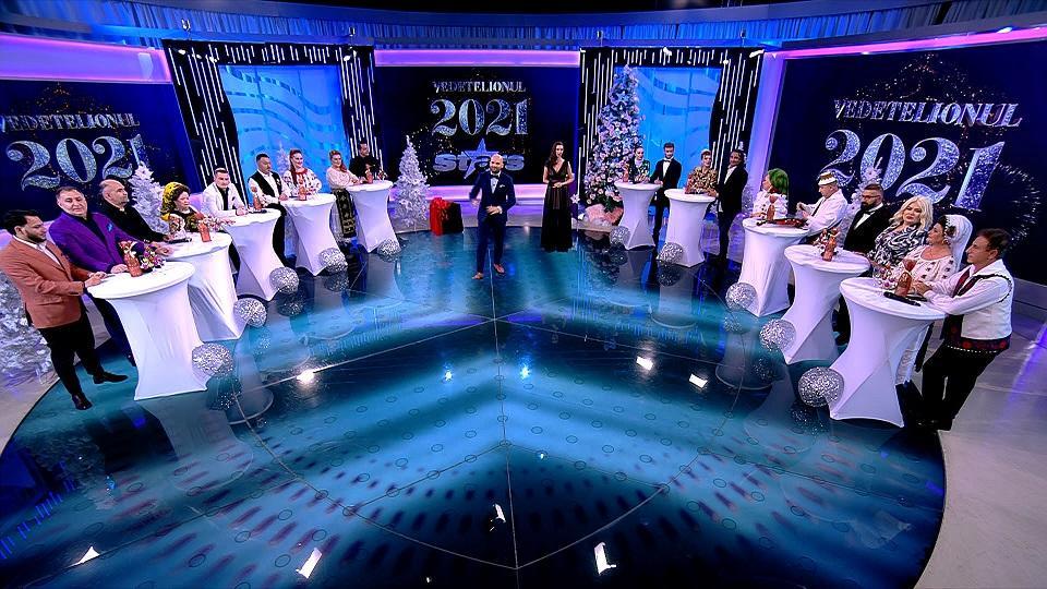 Antena Stars aduce telespectatorilor trei programe pentru Revelionul 2021