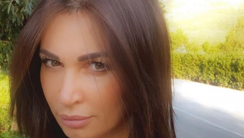 Nicoleta Luciu, sora Iulianei Luciu, selfie de senzație pe Instagram