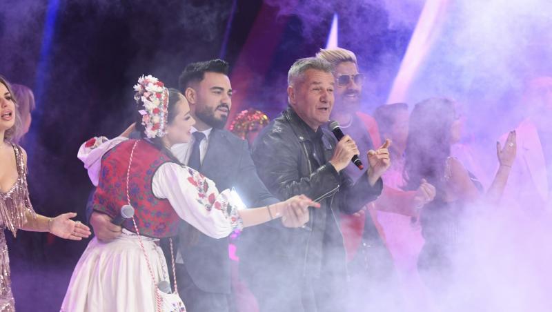 Vedetele invitate la Revelionul Starurilor 2021 au cântat și au dansat în platoul emisiunii