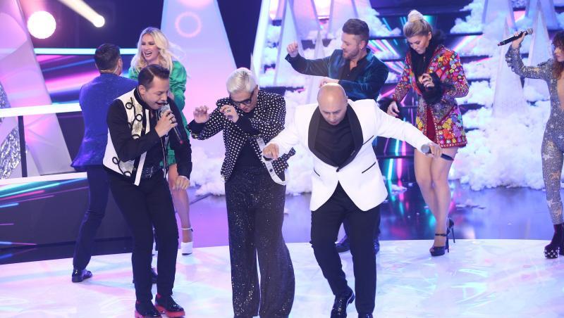 Jean de la Craiova și Marcel Pavel s-au numărat printre invitații Mirelei Vaida la Show Și-Așa