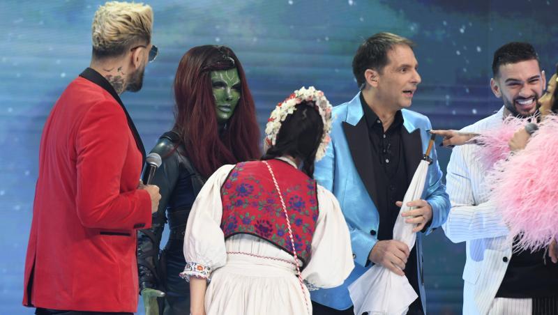 Gamora, Revelion 2021