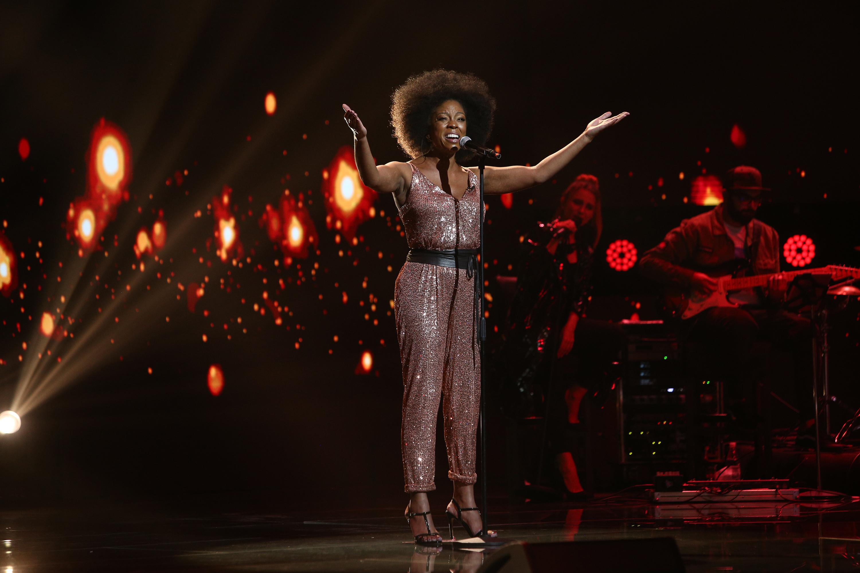 X Factor 2020. Lakeetra Knowles, o concurentă cu un timbru special în Bootcamp. Delia a avut de luat o decizie extrem de grea