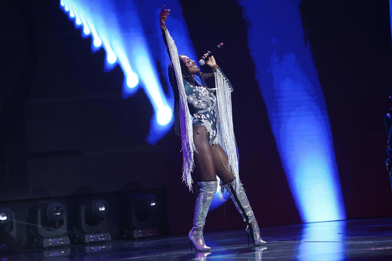 X Factor 2020. Naomi Hedman, apariția care i-a lăsat pe toți fără cuvinte. Este greu de uitat momentul ei din Bootcamp