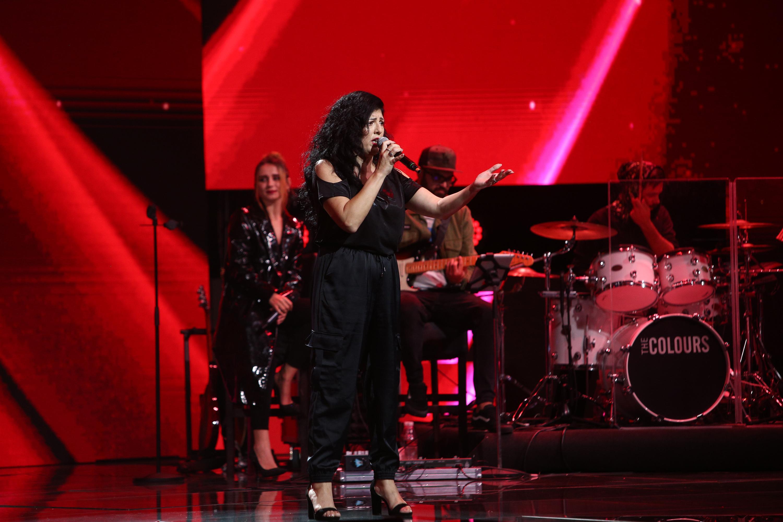 X Factor 2020. Otilia Gogu, a transmis emoția în stare pură pe scenă. Interpretarea din Bootcamp a fost aplaudată minute în șir