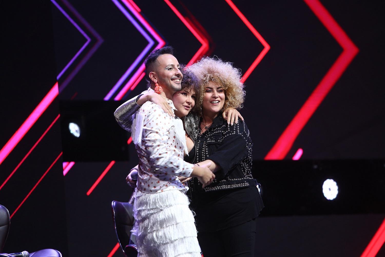 Ștefan Bănică, Delia, Loredana și Florin Ristei și-au ales concurenții  care intră în semifinala X Factor