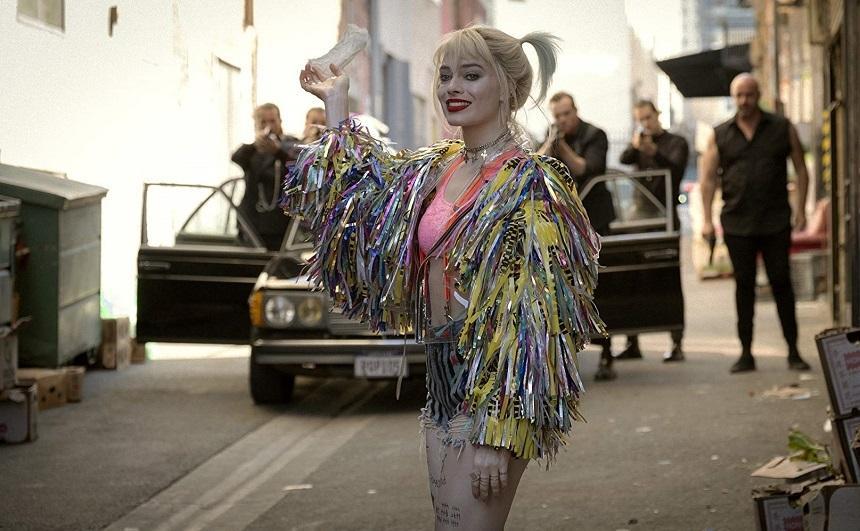 """""""Birds of Prey"""", cu Margot Robbie în rol principal, a debutat pe primul loc în box office-ul nord-american de weekend"""