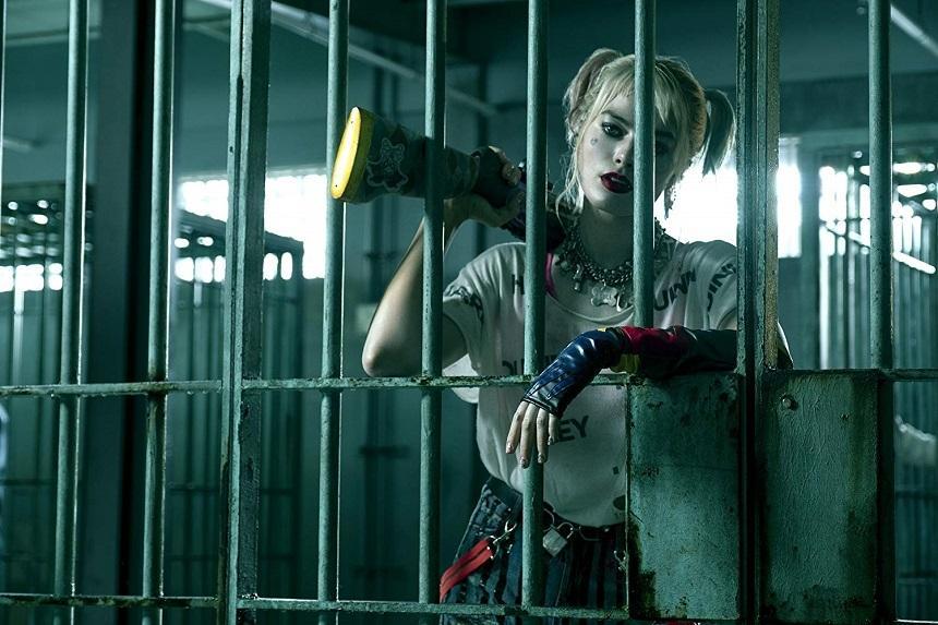 """Filmul """"Păsări de pradă şi fantastica Harley Quinn"""", debut pe primul loc în box office-ul românesc"""