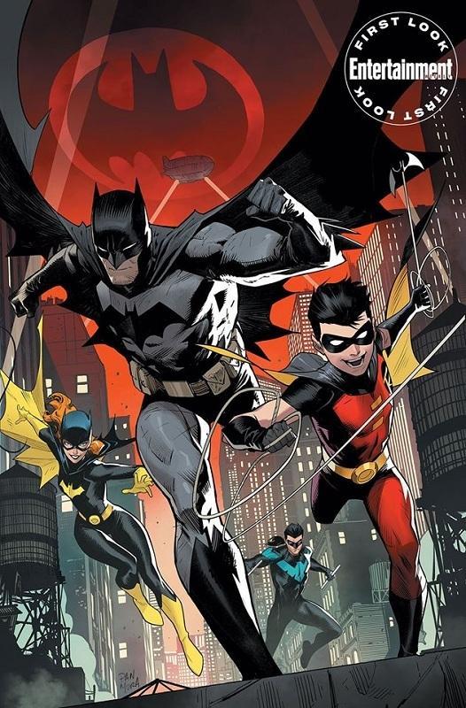 """Serialul cult """"Batman"""" din anii 1990 va avea o continuare în BD"""