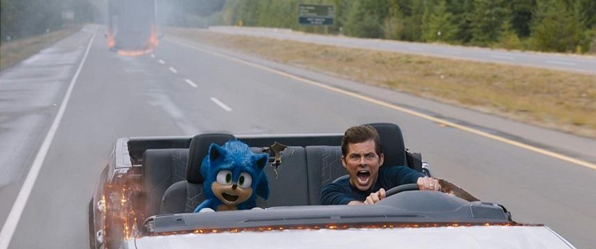 """Filmul """"Sonic the Hedgehog"""", cele mai mari încasări pentru o adaptare a unui joc video"""