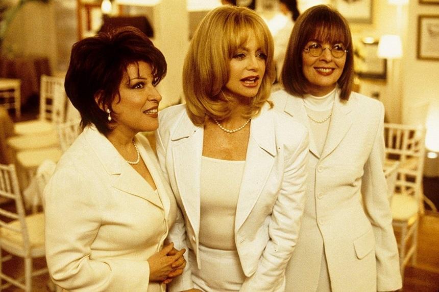 Goldie Hawn, Bette Midler şi Diane Keaton, împreună în film după 24 de ani