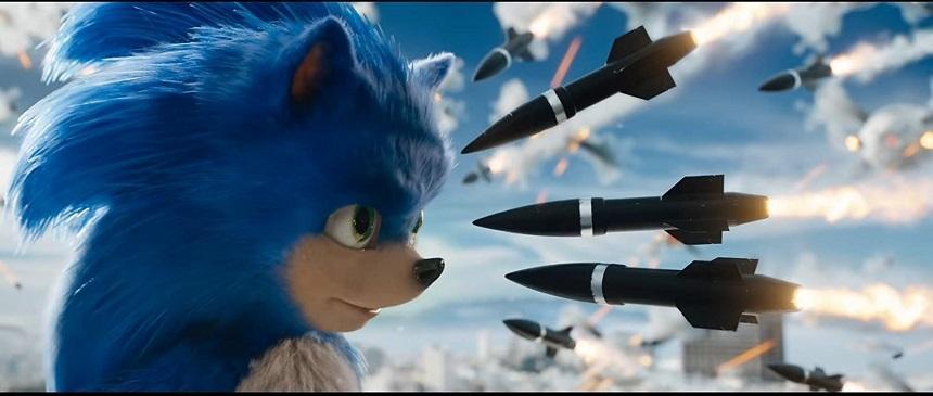 """Filmul de aventuri """"Sonic the Hedgehog"""" s-a menţinut în fruntea box office-ului nord-american"""