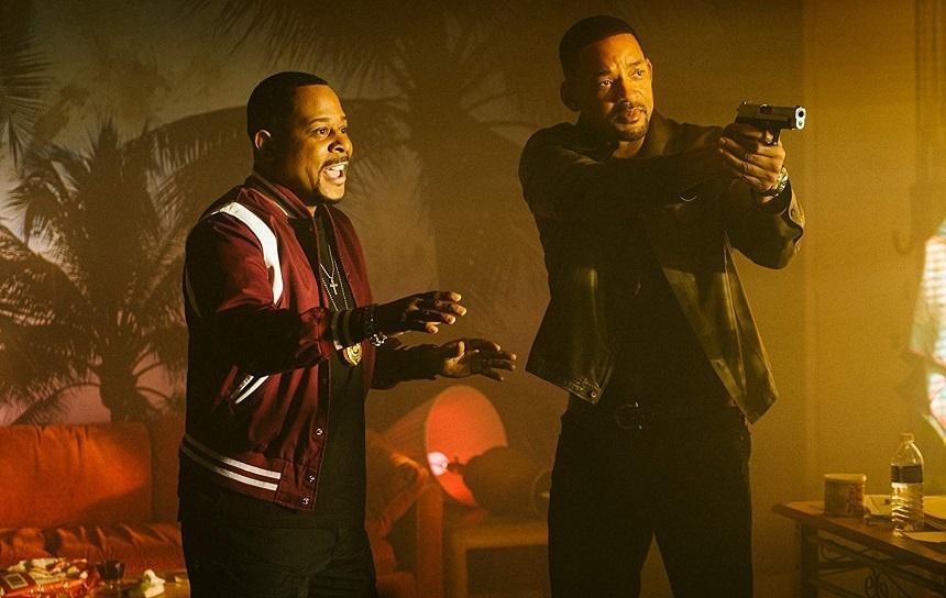 """""""Bad Boys for Life"""", al treilea weekend consecutiv pe primul loc în box office-ul nord-american"""