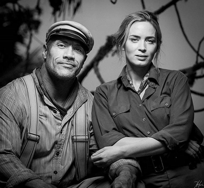 """Trailerul filmului """"Jungle Cruise"""", cu Dwayne Johnson şi Emily Blunt, lansat"""