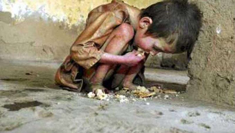 De ce mor milioane de oameni de foame