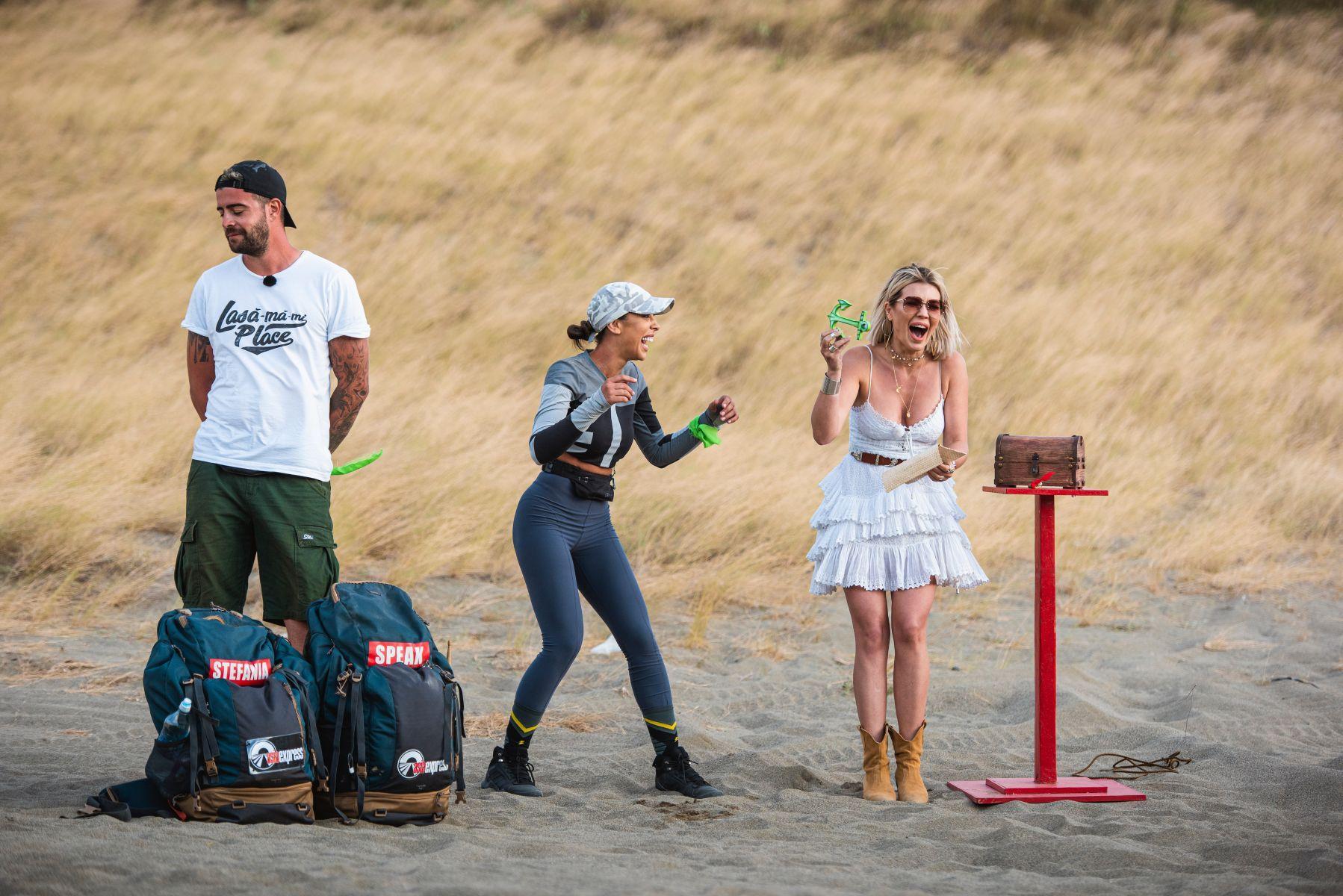 Speak și Ștefania, salvați de ancora verde, după ce au pierdut cursa pentru ultima șansă, în Asia Express, sezonul 3