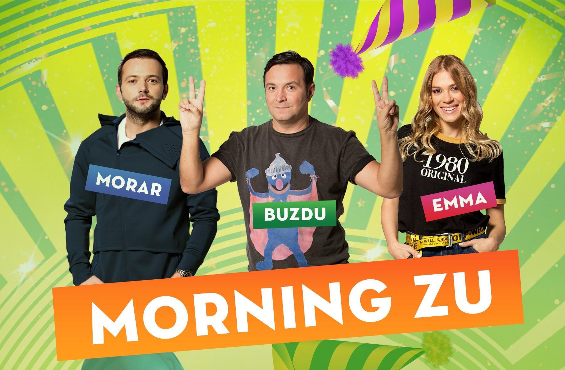 Radio ZU și Romantic FM continuă să transmită live din studiourile de radio