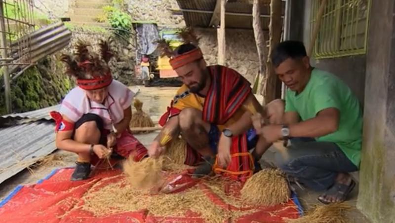 Concurenții au curățat orez la Asia Express, sezonul 3